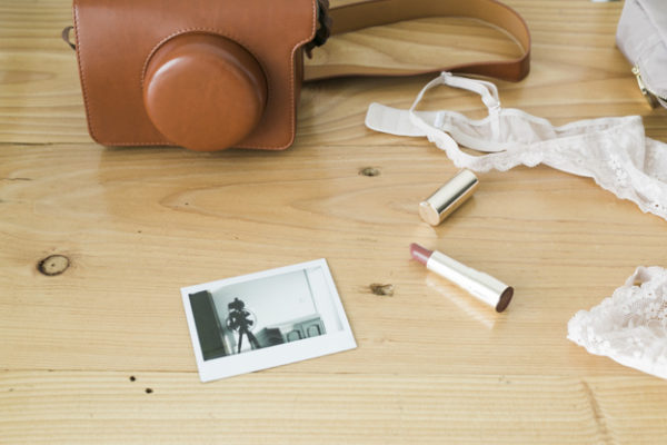 Revelat Polaroid al moment